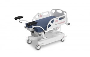 3 MOTORIZED DELIVERY BED AND BIRTHING TABLE