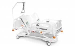 FOUR MOTORIZED ELECTRONIC BED