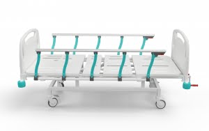 4 ADJUSTMENTS MANUAL BED WITH TRENDELENBURG