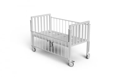 1 ADJUSTMENT BASIC PEDIATRIC BED
