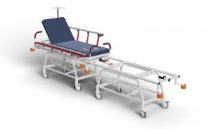 OPERATION TRANSFER STRETCHER